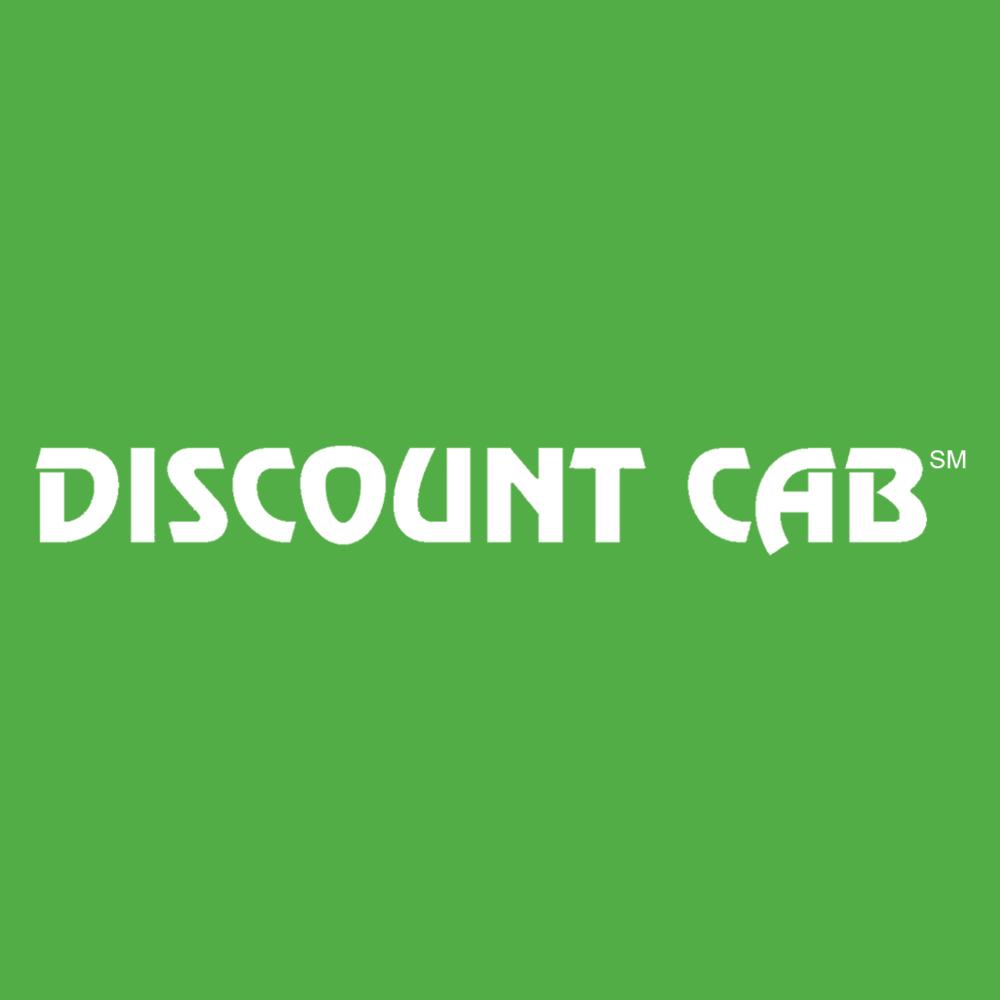 Discount Cab logo