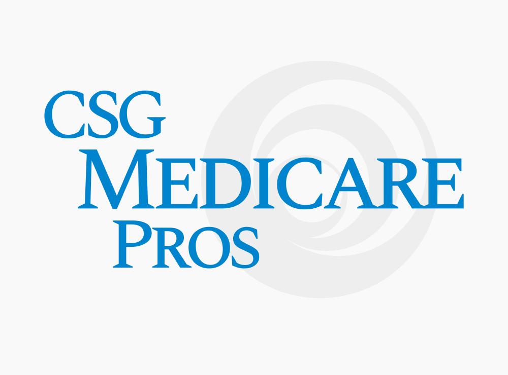 CSG Medicare Pros Logo